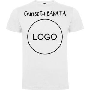 Personalizar Camisetas baratas blancas