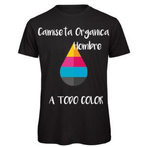 Camisetas Orgánicas Color