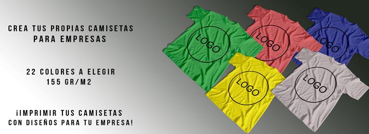 camisetas empresa