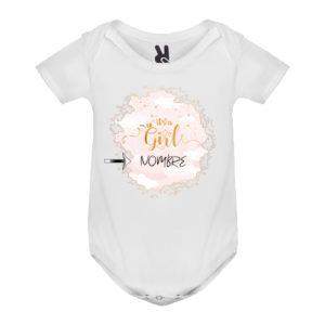 Body bebé personalizado guía