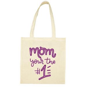 Bolsa Dia de la madre mama número 1