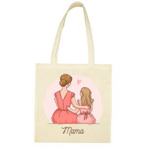Bolsa Dia de la madre mama y hija