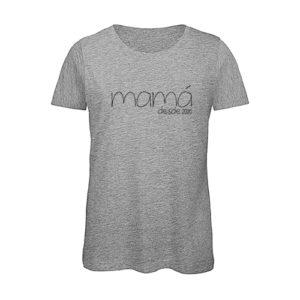Camiseta personalizada Mamá desde