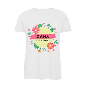 Camiseta día de la madre, mama ets genial