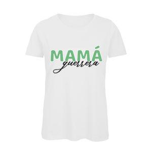 camiseta mamá guerrera