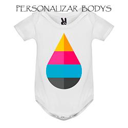 personalizar body bebé